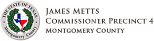 Commissioner James Metts