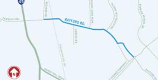 Rayford Road